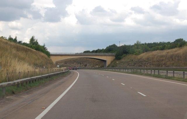 A417 Whiteway Bridge
