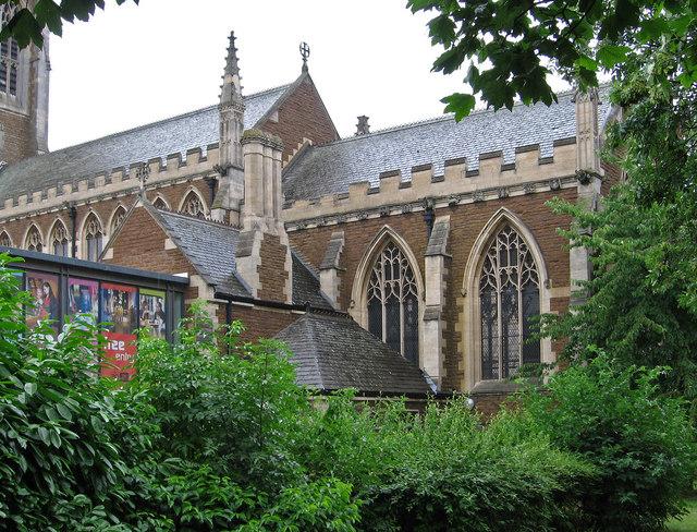 Scunthorpe - St John's Church