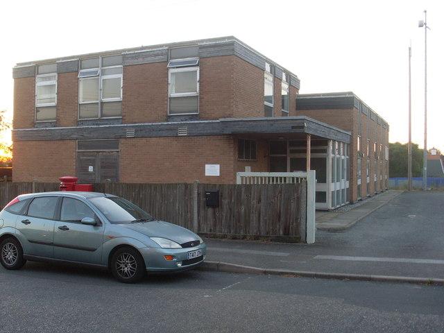 Southwold Telephone Exchange
