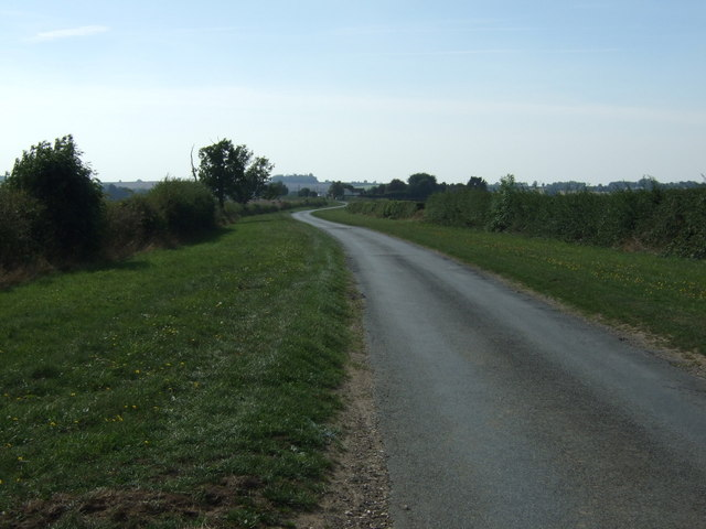 Green Lane towards Hemingby