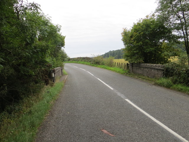 Burnfoot Bridge on the A713