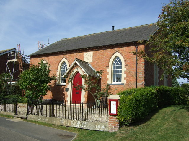 Former Wesleyan Methodist Chapel, Hemingby