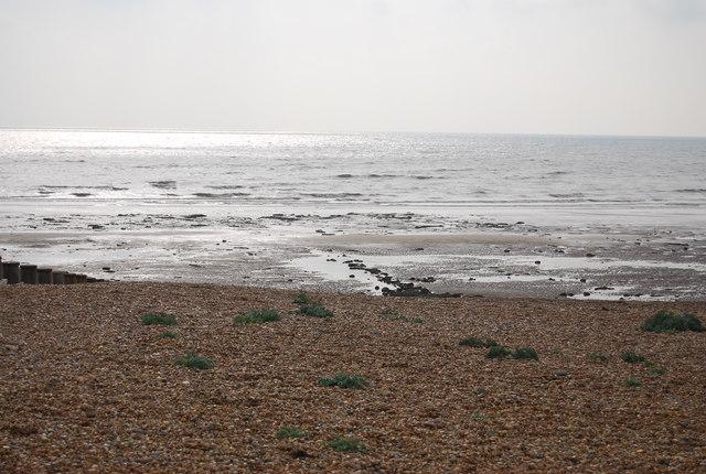 Low tide at Pett