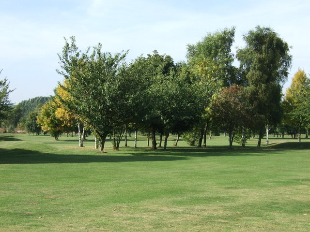 Trees, Horncastle Golf and Country Club