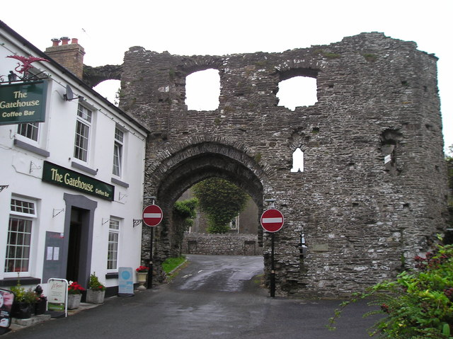 Old Town Gate Kidwelly
