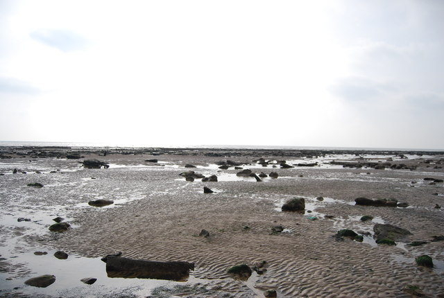 Low tide at Pett