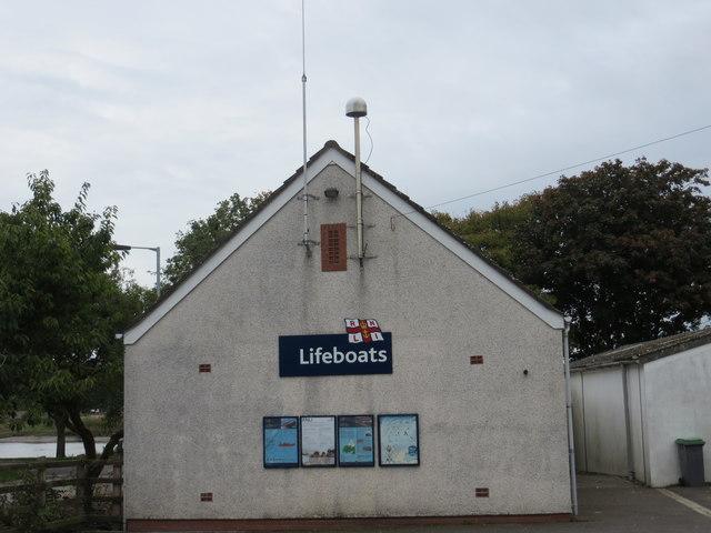 Kirkcudbright Lifeboat Station
