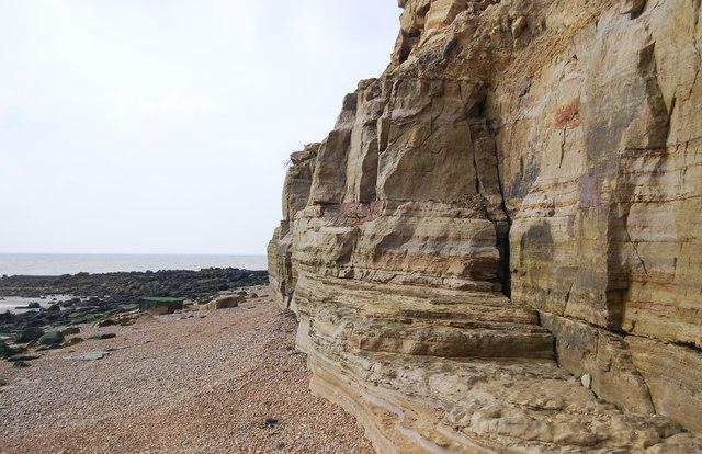 Lower Cretaceous rocks, Fairlight
