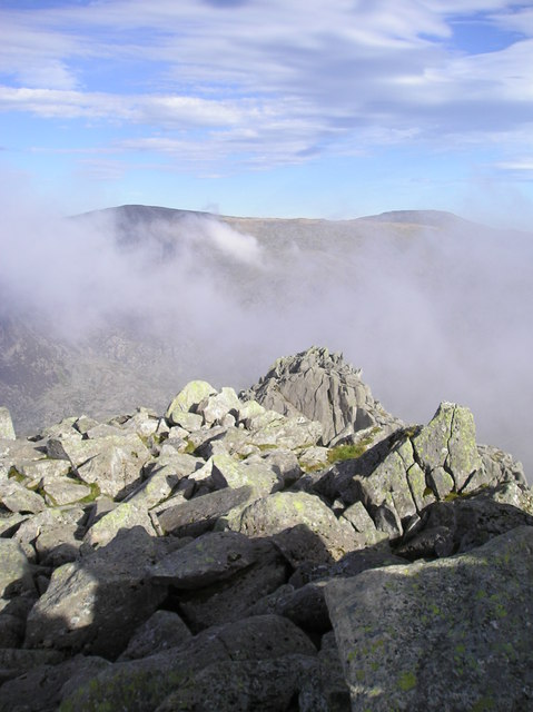 Summit View Tryfan