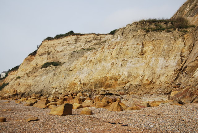Landslip, Fairlight Head