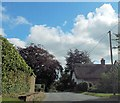 SP8128 : South end of Mursley village by John Firth