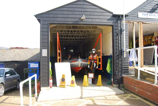 Pett Level Lifeboat