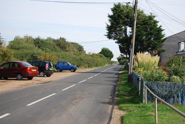 The road at Pett