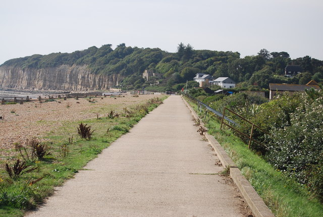 Saxon Shore Way, Pett
