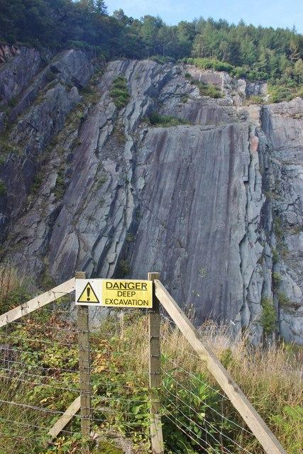 Bullwood quarry