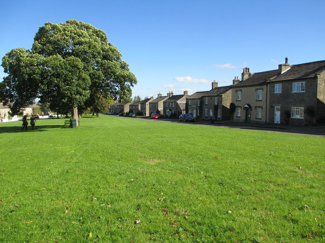 East Witton Village Green
