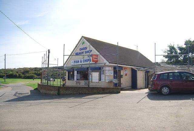Oasis Beach Shop