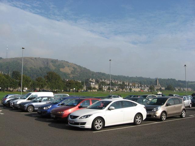 Carpark - Burntisland