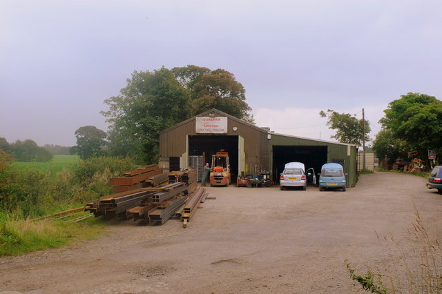 Qualfab Ltd. Structural Steelwork