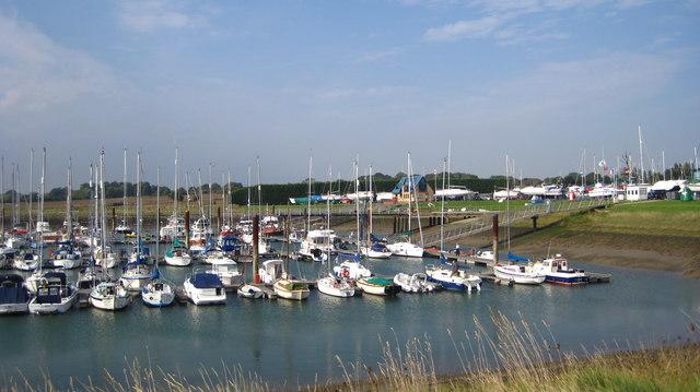 Burnham Yacht Harbour