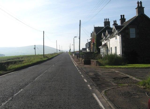 Ladygill near Roberton