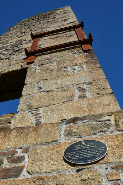 West Wheal Basset - Thomas's shaft