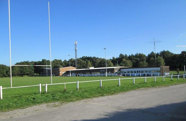 Moortown Rugby Union Football Club Ground