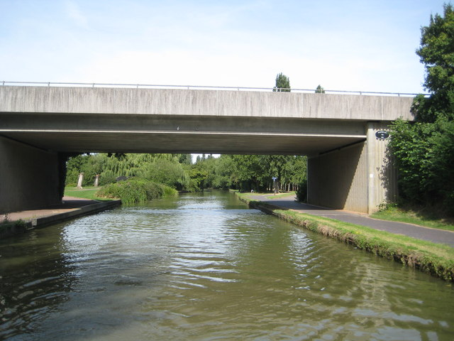 Grand Union Canal: Bridge Number 79D