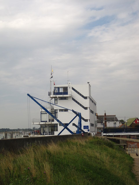 The Royal Corinthian Yacht Club