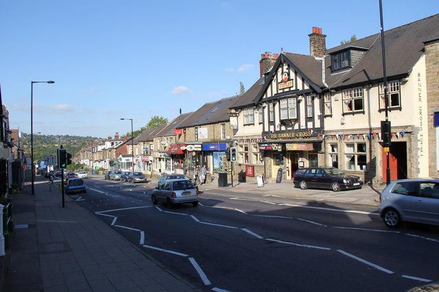 Banner Cross, Sheffield