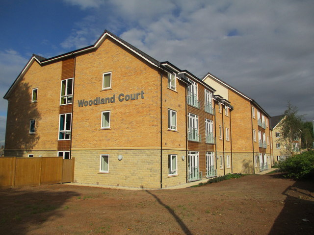 New housing on Staincliffe Road