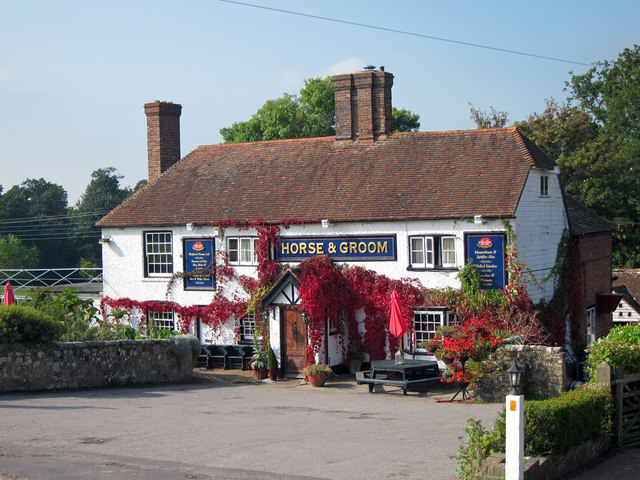 Horse & Groom, Rushlake Green