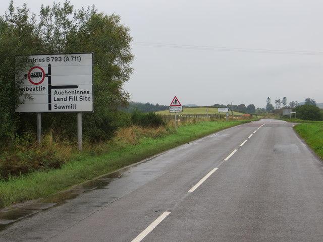 Multiple Choice - B793 crossroads