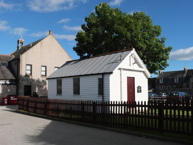 Ellon Gospel Hall