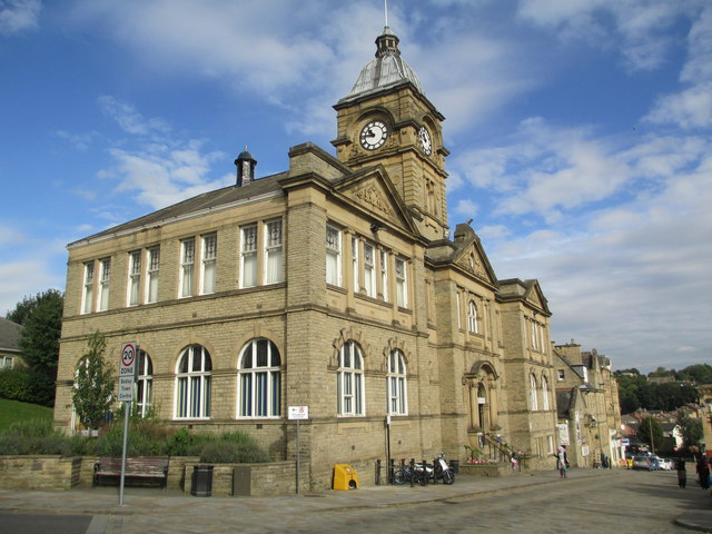 Batley Library and Art Gallery