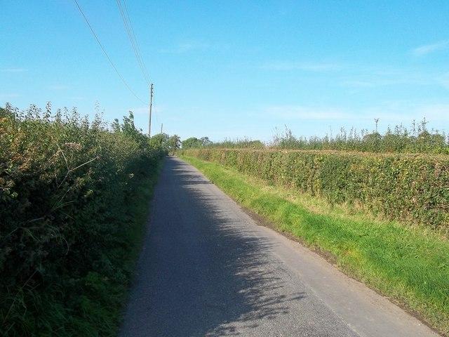 Dayfield Lane near Atlow