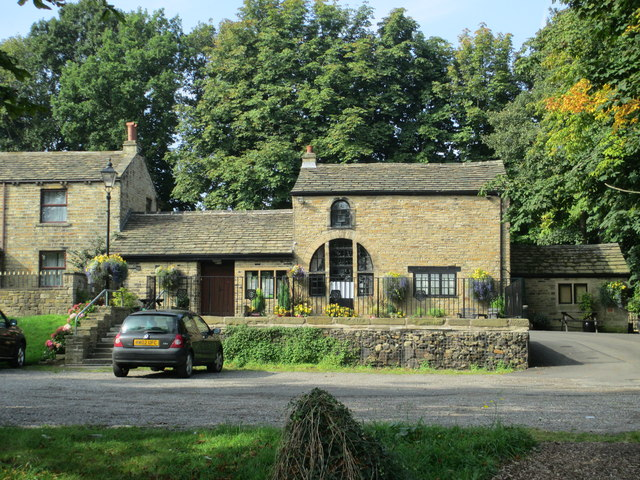 The Croft House, Hopton