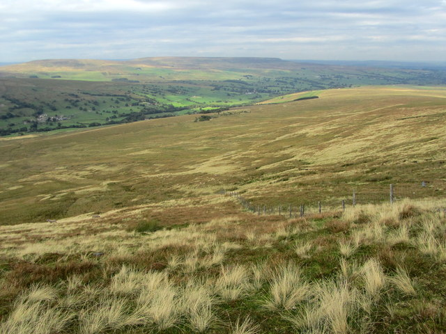 A View over Coverdale