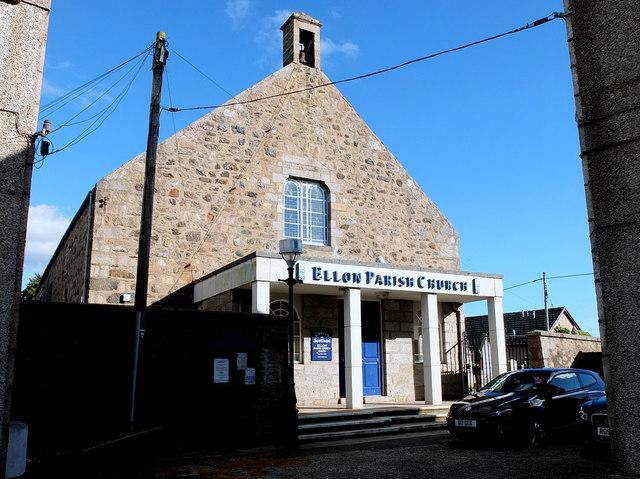 Ellon Parish Church