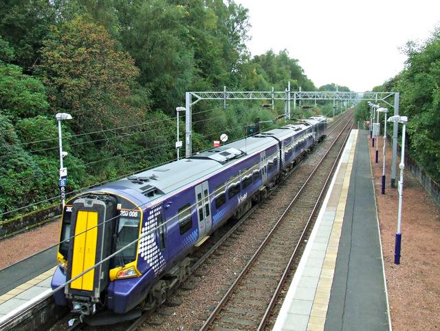 Bishopton railway station