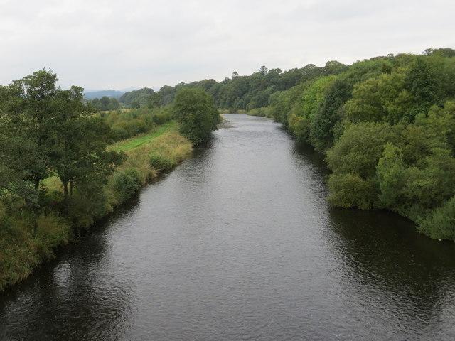 River Nith from Nith Bridge