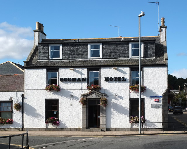 The Buchan Hotel, Ellon