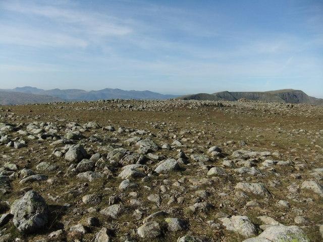 Summit plateau, Fairfield
