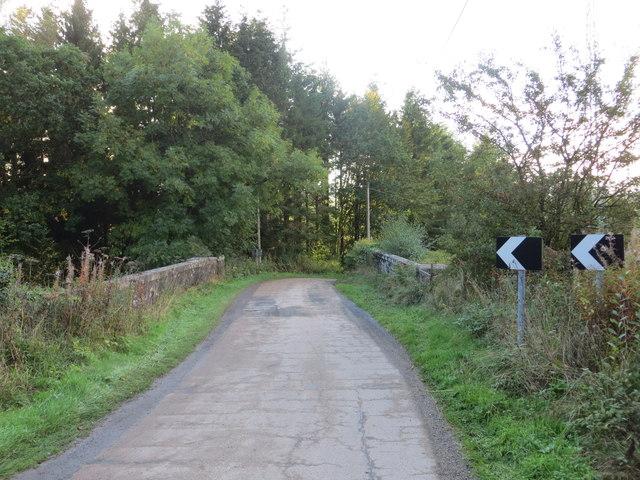 Hapland Cottage Railway Bridge