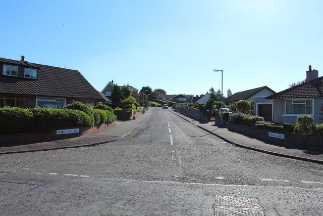 Rowan's Hill Crescent, Stranraer