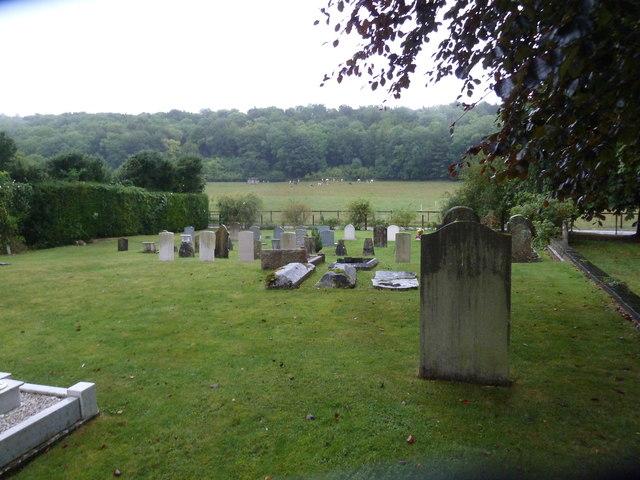 Codford St Mary Churchyard (a)