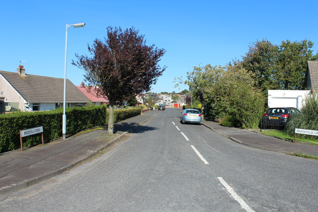 Brookfield Crescent, Stranraer