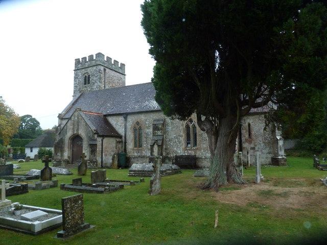 Codford St Mary Churchyard (b)
