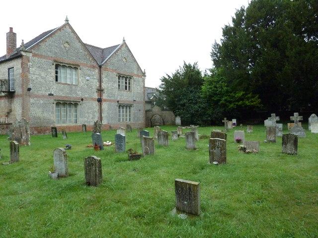 Heytesbury Churchyard (c)