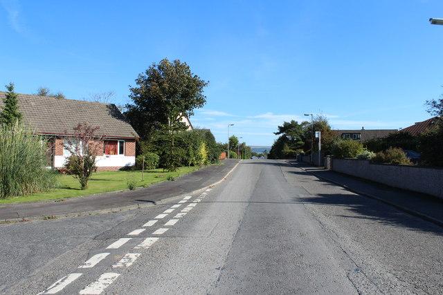 Springbank Road, Stranraer